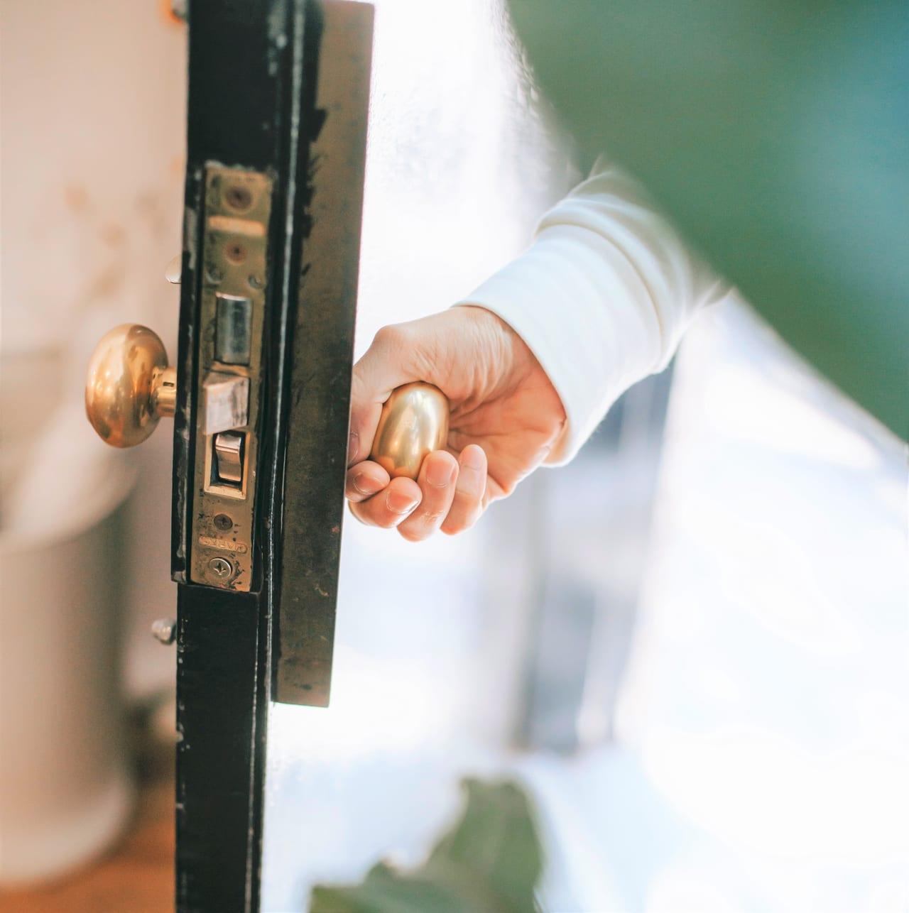 ドアが閉まりにくい